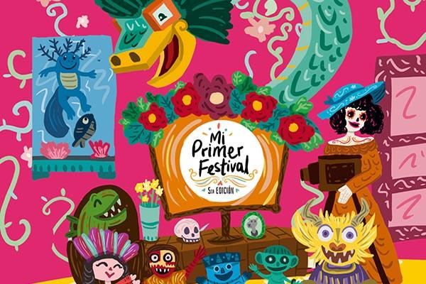 México estará en la quinta edición de Mi Primer Festival