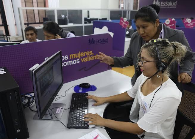 EsSalud lanzará línea telefónica para atender casos de violencia a la mujer