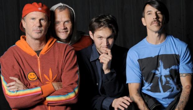 Concierto de Red Hot Chili Peppers desde las pirámides de Egipto se dará hoy