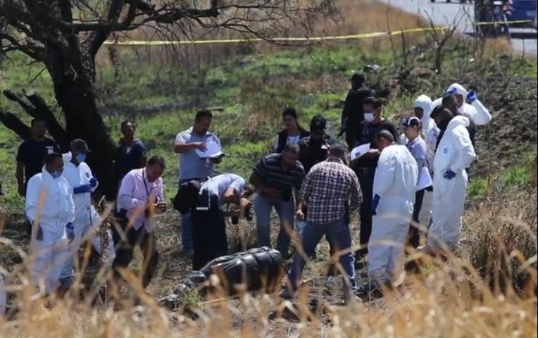 México: hallaron 19 cadáveres en canal de aguas residuales de Jalisco