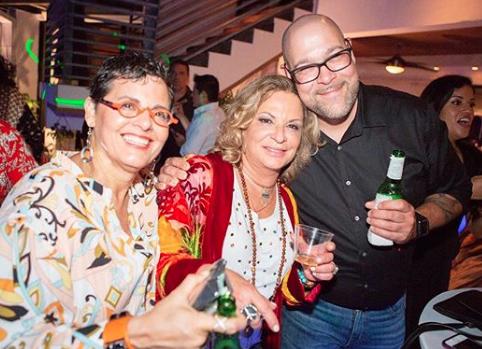La doctora Polo celebró sus 60 años en Miami [Fotos]