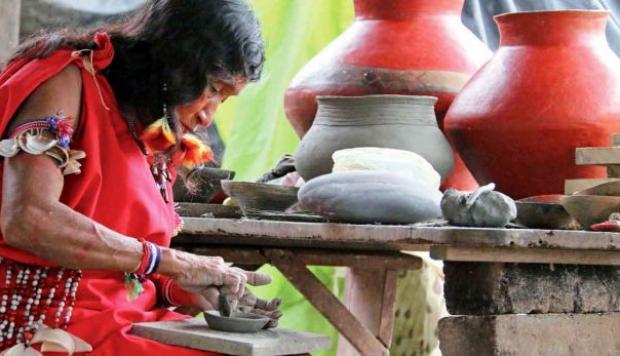 Postulan a la cerámica Awajún como Patrimonio Inmaterial de la Humanidad