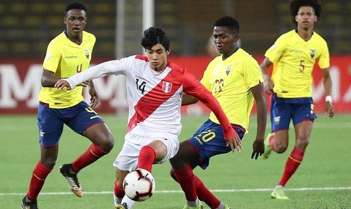 Selección peruana sub 17 en búsqueda del milagro