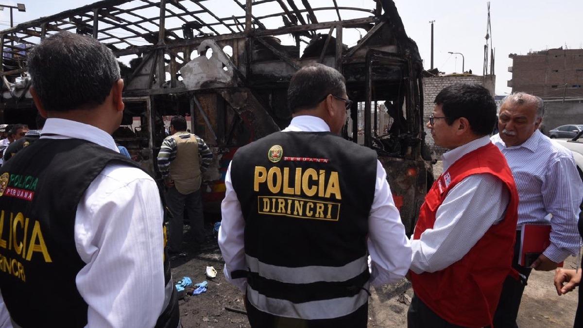Congreso cita a autoridades que debían evitar tragedia