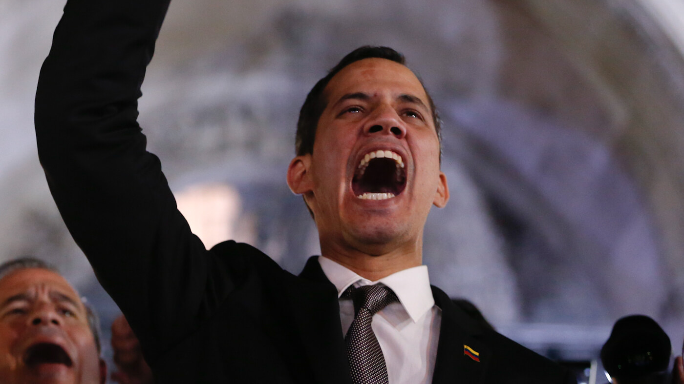 Venezuela: La vida de  Juan Guaidó corre peligro