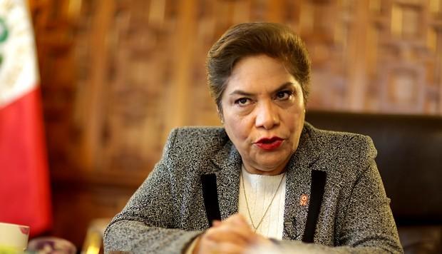 Fuerabamba: Salgado preocupada por la presencia de nuevos asesores