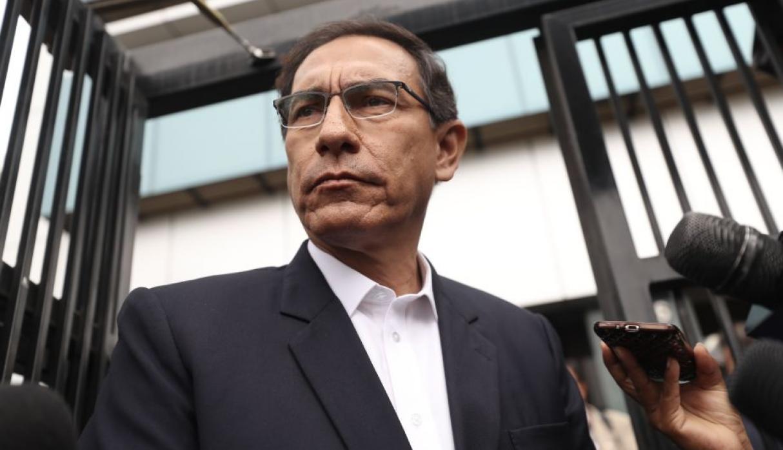 """Presidente Vizcarra: """"Trabajemos juntos para que esos accidentes no vuelvan a ocurrir"""""""