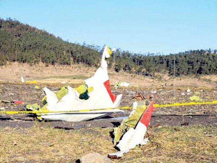 Accidente Boeing 737 Max