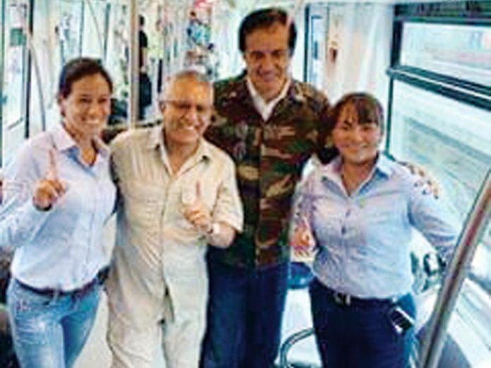 """Gustavo Sierra era el """"negociador"""" en SJL"""