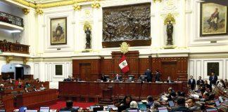 Conrego de la republica del Peru