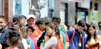 Venezolanos sobrepasan capacidad laboral del Perú