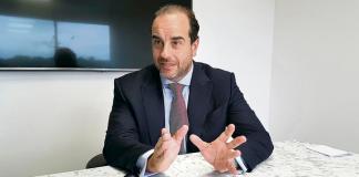 Carlos Kauffmann, abogado del exejecutivo Jorge Barata
