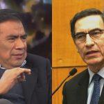 Congresista opositor teme que el Ejecutivo termine cerrando el Parlamento.