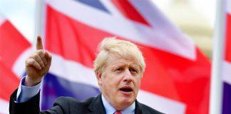 Johnson asume cargo ante la negativa de sector conservador.