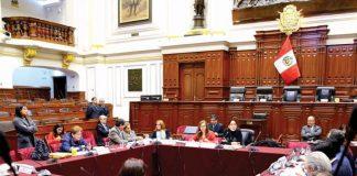 Comisión de Constitución del Congreso