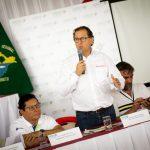 Francisco Ísmodes Mezzano Ministro de Energia y Minas