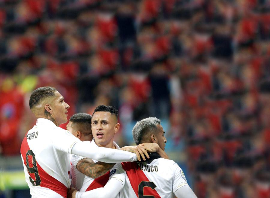Perú volverá auna final de Copa América