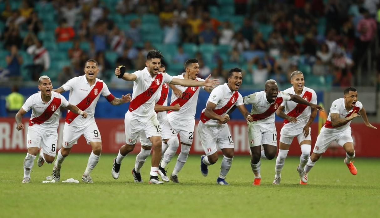 Perú goleó 3-0 a Chile y estamos en la final de la Copa América