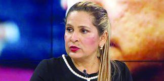 """Maritza García""""Olaechea debe comportarse a la altura que demanda su cargo"""""""