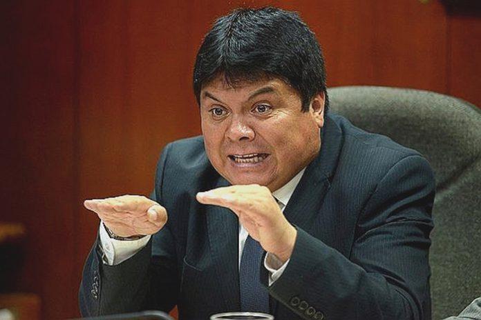 """El vocero de Cambio 21 señaló que Kenji, Bocñangel y Ramírez tienen """"un juicio político, no uno legal"""
