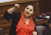Tamar Arimborgo se pronunció tras ser designada como la nueva presidenta de la Comisión de Educación del Congreso