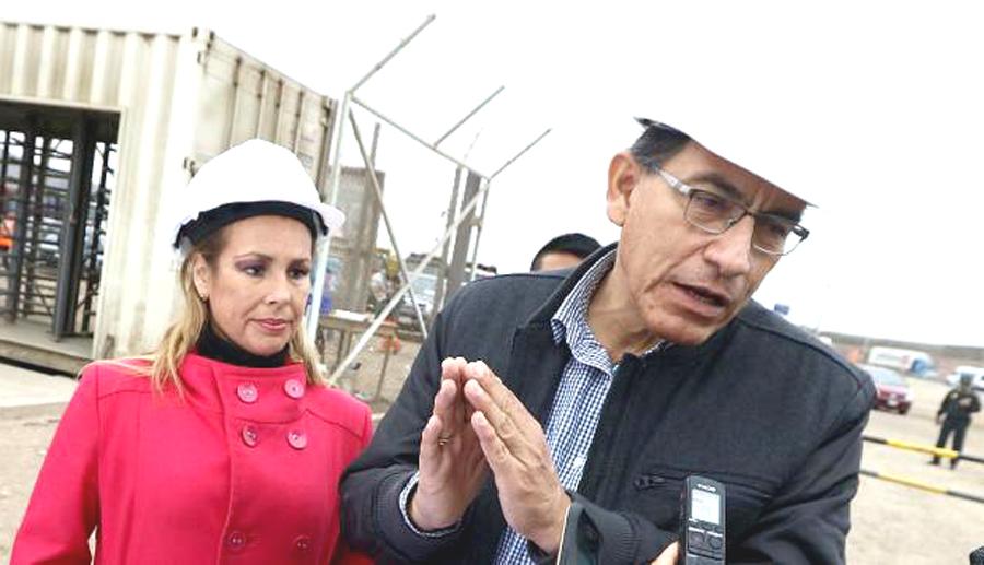 Enco: MP halla responsabilidad de Vizcarra en caso Chinchero