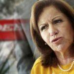 Lideresa pepecista deberá responder por versión de Barata que la sindicó ante fiscales peruanos.