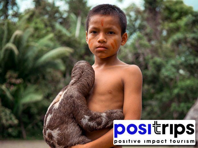 Positrips is a digital platform for positive impact tourism