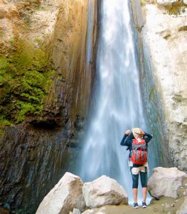 Tours of Waterfalls and Yura Town