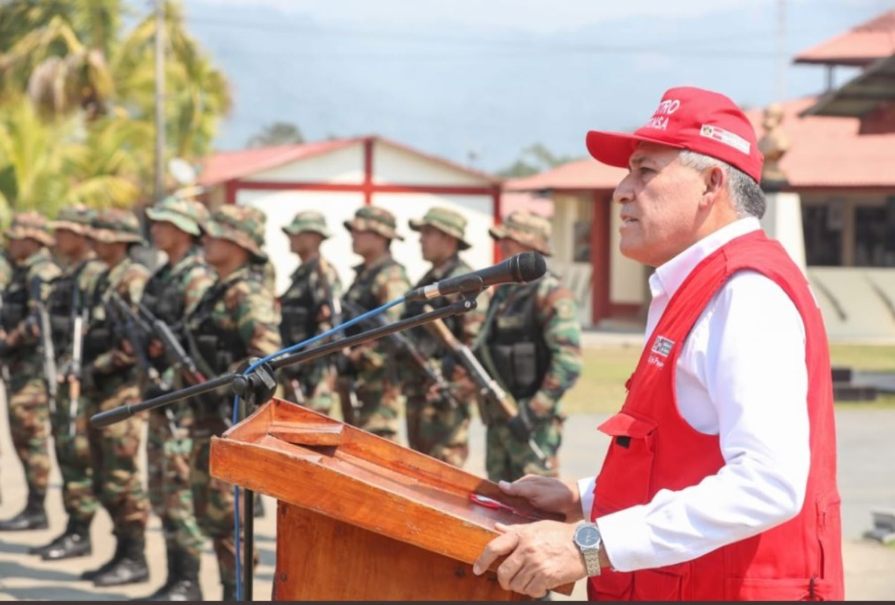 Ratifican lucha contra Remanentes terroristas