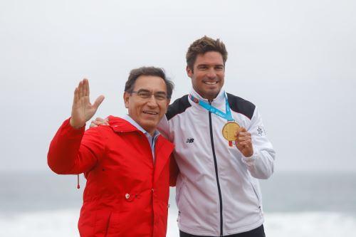'Piccolo' obtiene el Quinto oro para Perú