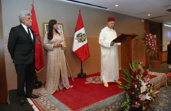 Embajada de Marruecos celebra entronización del Rey Mohammed VI
