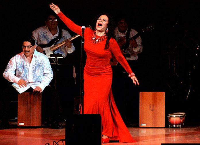 Eva Ayllón recibirá el Premio Excelencia del Latin Grammy 2019