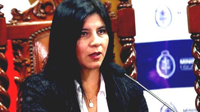 Silvana Carrión deberá presentar un informe dando cuenta de las acciones realizadas.