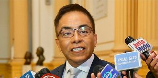 Parlamentrario y pastor se sumaron a la indiognación por el caso Odebrecht.