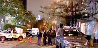 Policía muere dentro de patrullero en Barranco