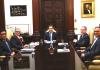 Zevallos de Justicia,Pedro Olaechea Congreso,Martín Vizcarra, Ministro de Economia Oliva
