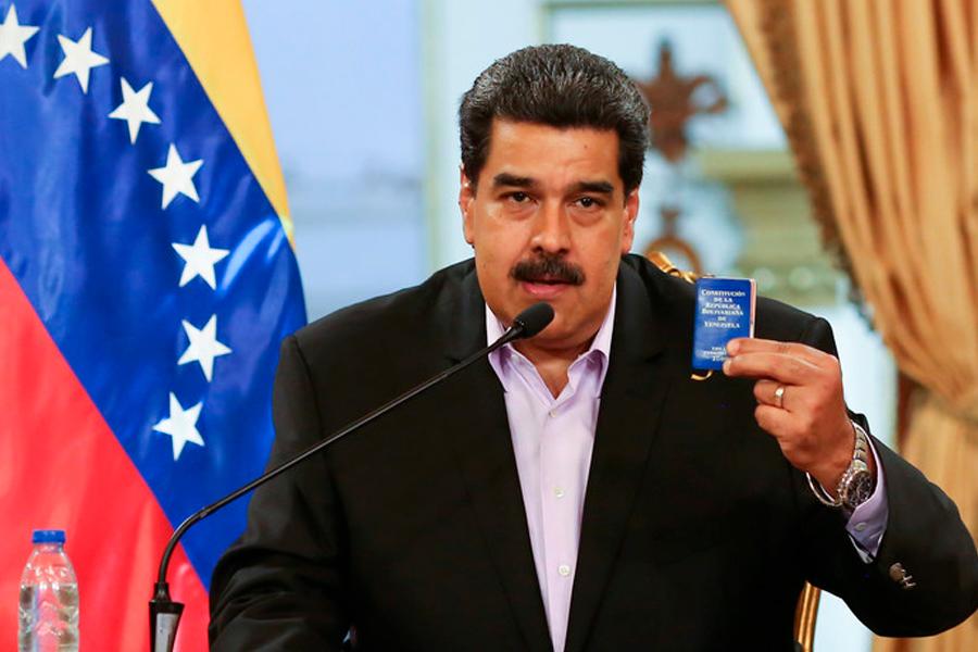 Grupo de Lima anuncia más sanciones contra Maduro