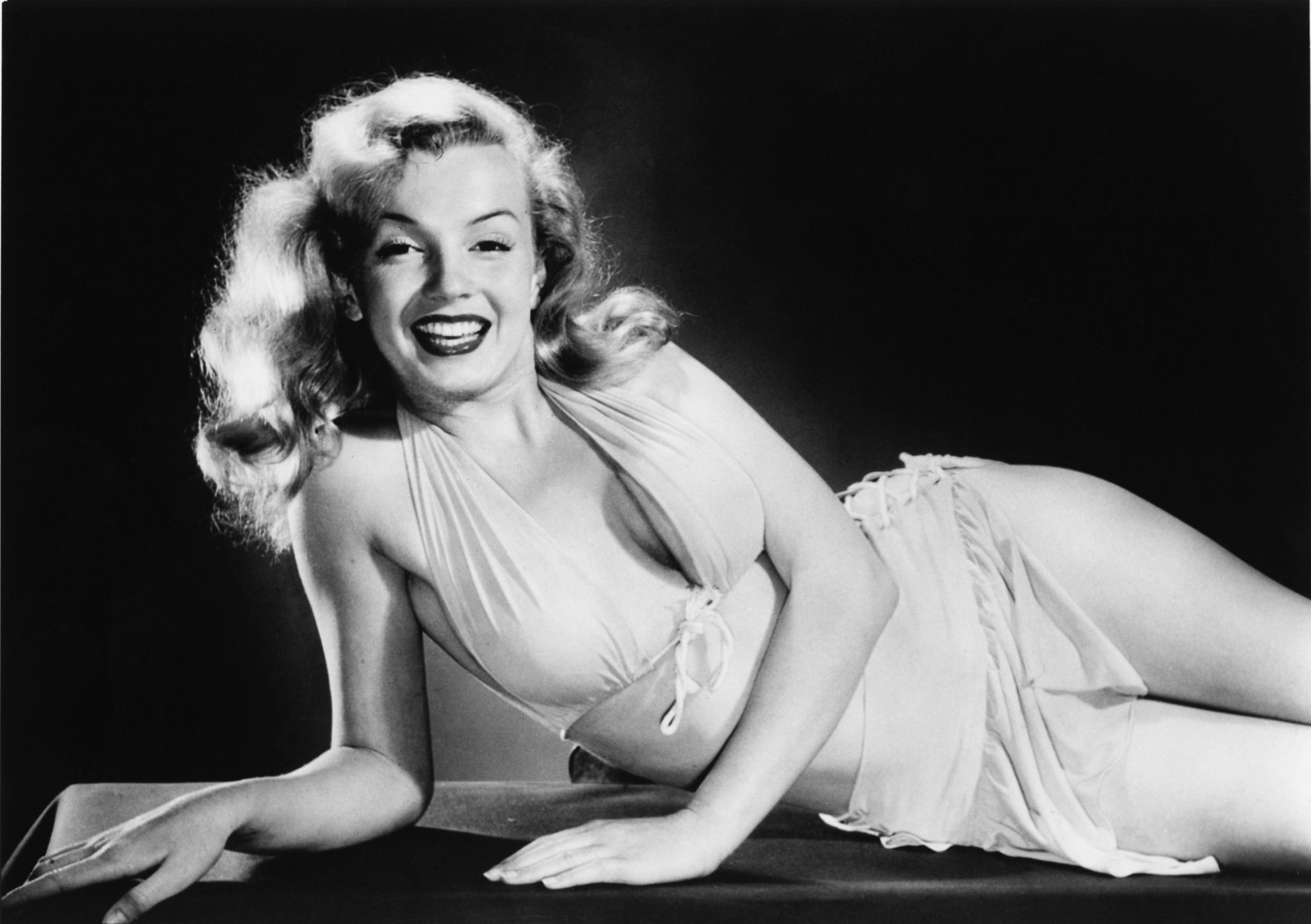 Subastarán inéditas fotos íntimas de Marilyn Monroe