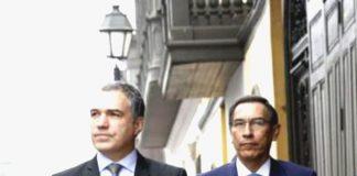 Premier del Solar se encuentra lejos de Vizcarra en sondeo de Ipsos.