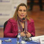 Fiorella Molinelli no acudió a interrogatorio por Chinchero