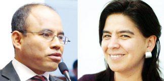 Parlamentario exige igual trato para periodista villaranista a la que se da a fujimoristas