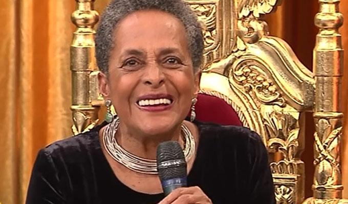 Susana Baca celebró 50 años de vida artística