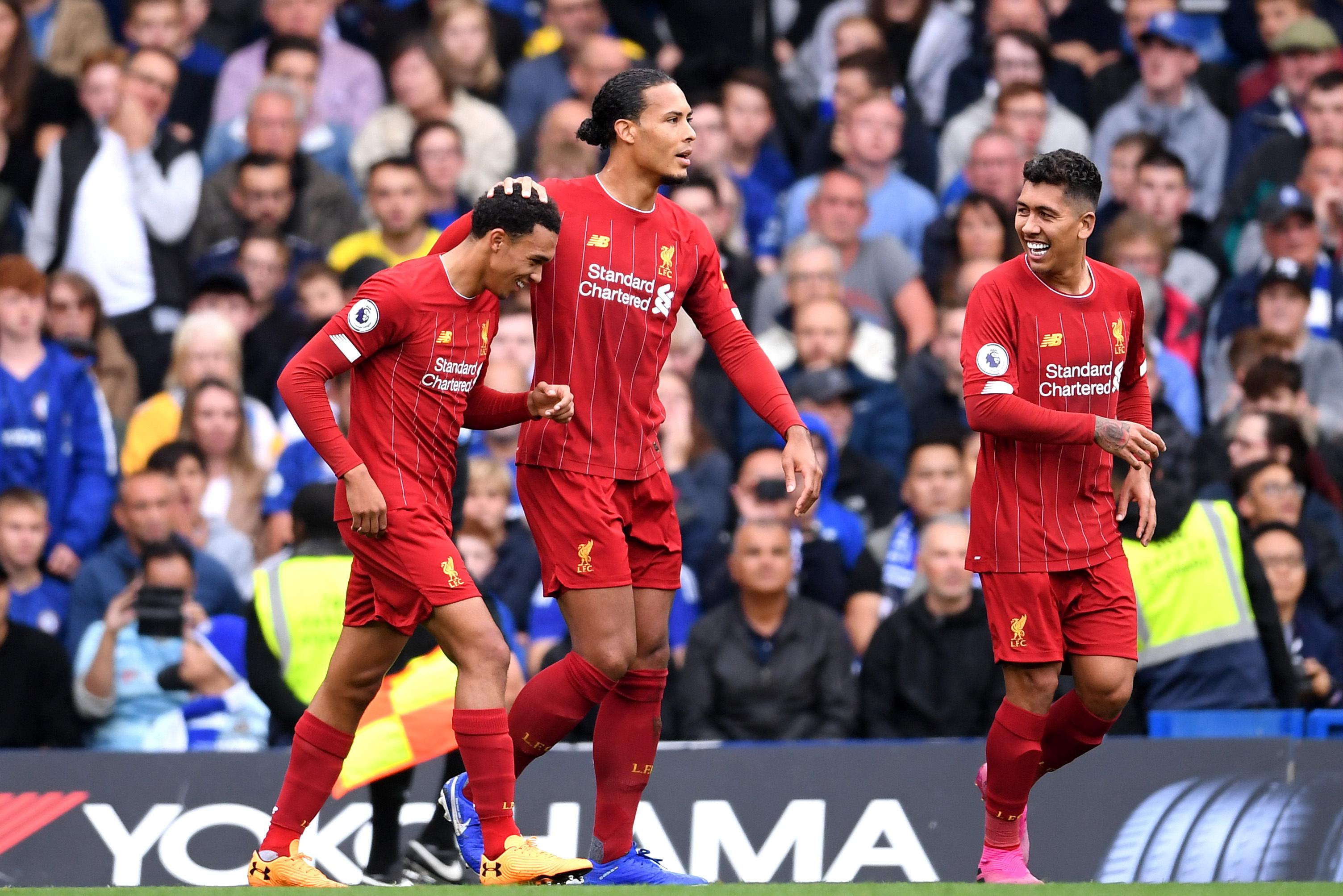 Liverpool imparable en la Premier League