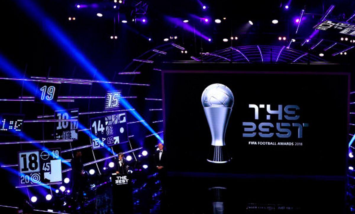 Messi y Ronaldo pugnan hoy premio 'The best' de la FIFA