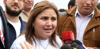 PPC: Marisol Pérez Tello no será candidata al Congreso