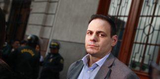 Mark Vito se acogió al silencio ante la Fiscalía