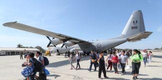 Avión FAP traerá 264 peruanos varados en Salinas