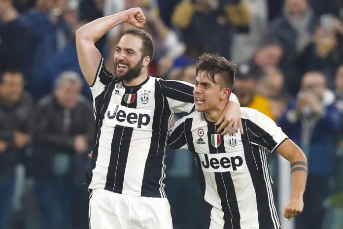 Juventus sin Cristiano defiende la punta de la Serie A