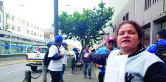 Anticucheras dicen ser agredidas por fiscalizadores de MML